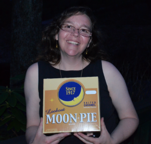 Oh, my gosh! Salted Caramel MoonPies are a THING!