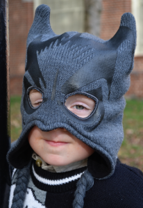 Batman says enter to win! Look into his startling blue eyes and feel the fear dissipate. Enter to win. Enter to wiiiiinnnnn!
