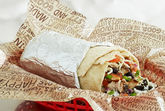 So beautiful! Source: Chipotle.com