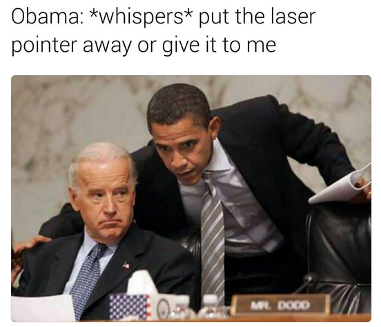Obama/Biden memes. These have made post-election life bearable.